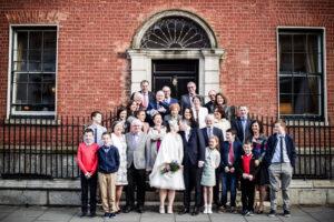 2021 Dublin Wedding