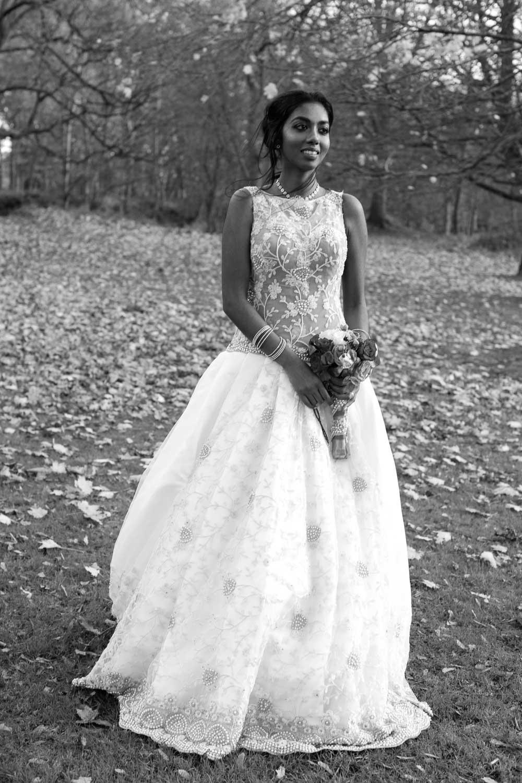 Phoenix Park Bridal Portrait