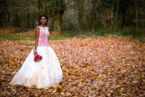 Phoenix Park Bridal Photograph