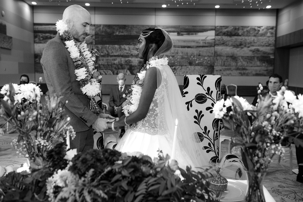 Wedding Ceremony Photography at Crowne Plaza Blanchardstown