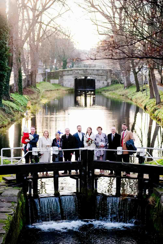 Dublin City Wedding Photograph