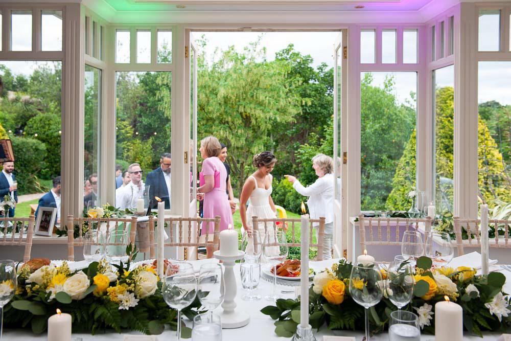 House Wedding Photograph