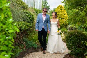 Garden Wedding in Dublin